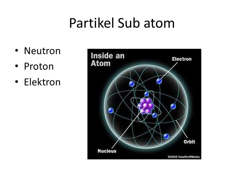 Bilangan kuantum Adalah bilangan yang menentukan letak kedudukan elektron dalam atom.