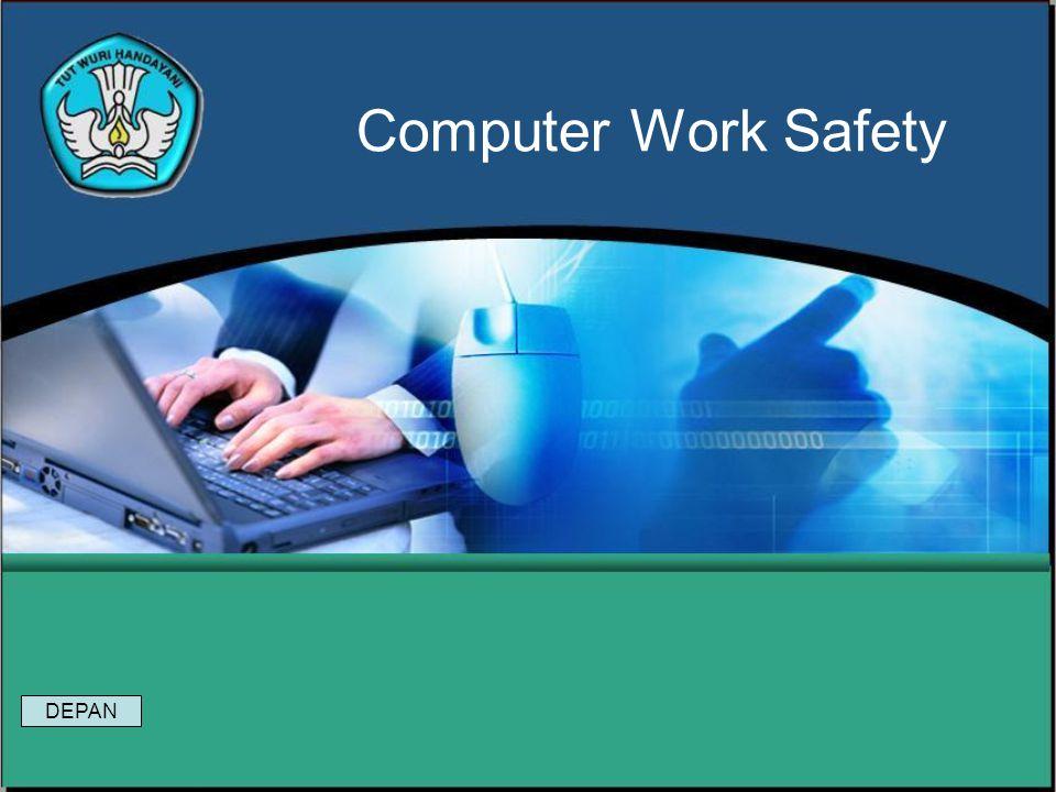 Computer Work Safety DEPAN