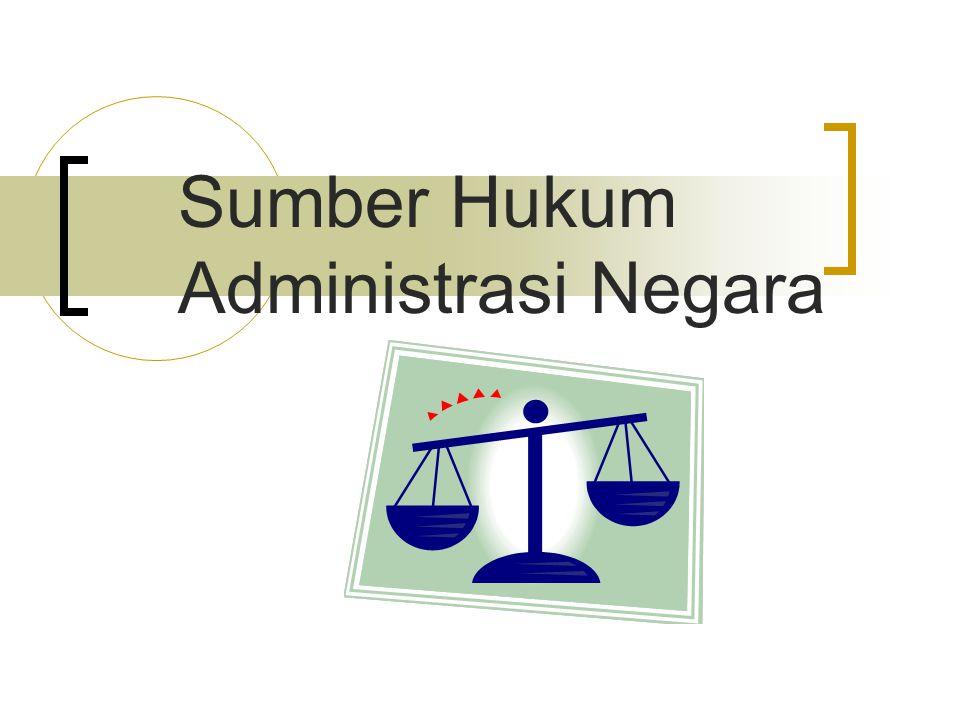 Sumber Hukum Dalam Arti Materiil Sumber Hukum Dalam Arti Formil