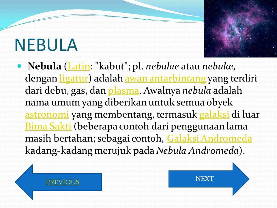 SATELIT Satelit adalah benda yang mengorbit benda lain dengan periode revolusi dan rotasi tertentu.