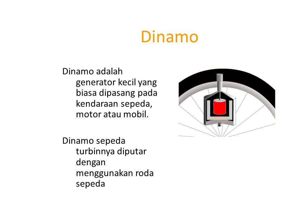 Transformator Transformator atau trafo adalah alat yang digunakan untuk mengubah tegangan listrik AC