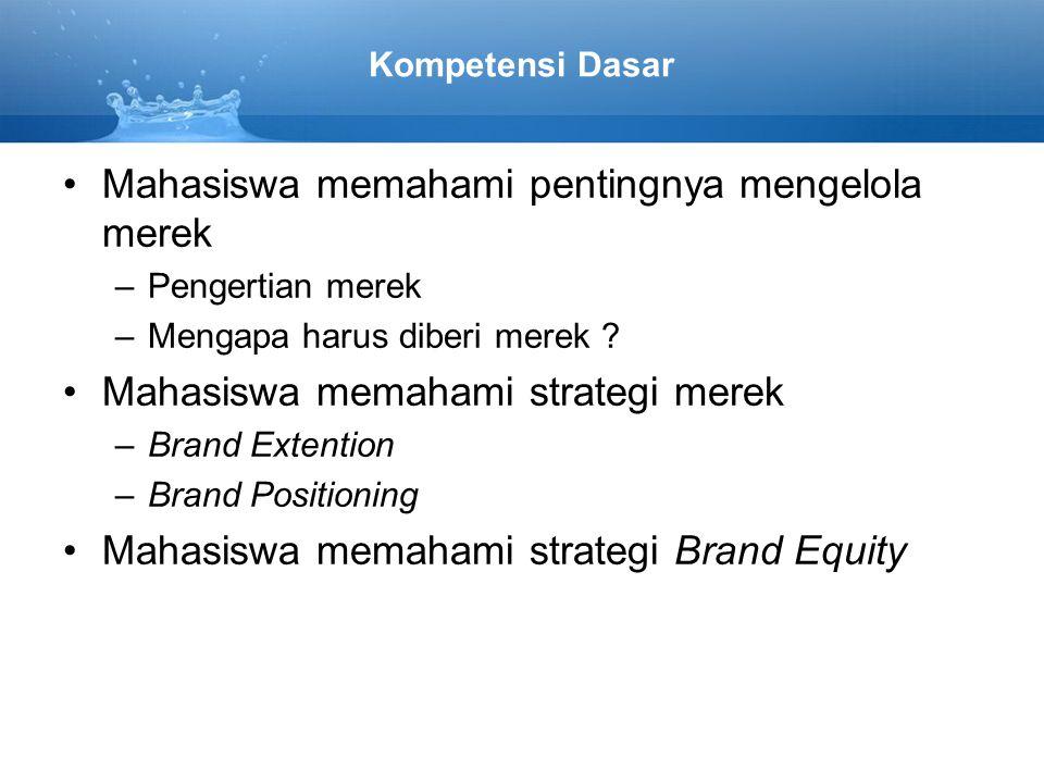 Brand, apa itu brand ?