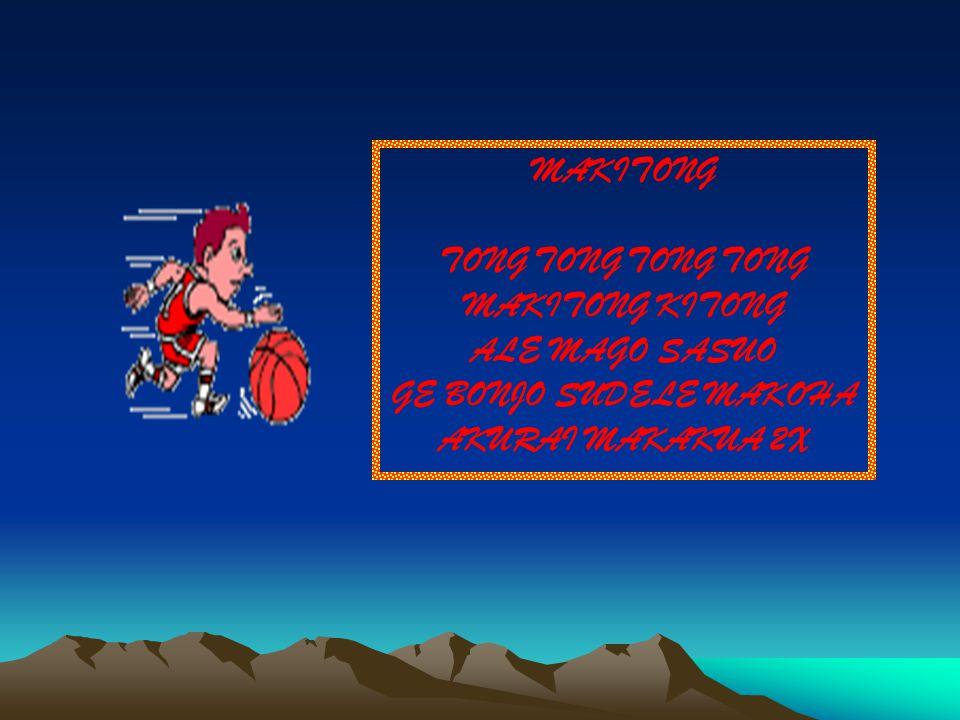 MAKITONG TONG TONG MAKITONG KITONG ALE MAGO SASUO GE BONJO SUDELE MAKOHA AKURAI MAKAKUA 2X