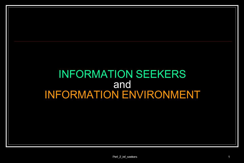 Pert_2_inf_seekers 2 BENTUK/JENIS INFORMASI Non Verbal: isyarat Verbal 1.Lisan: pidato, ceramah, dialog, diskusi, dll.