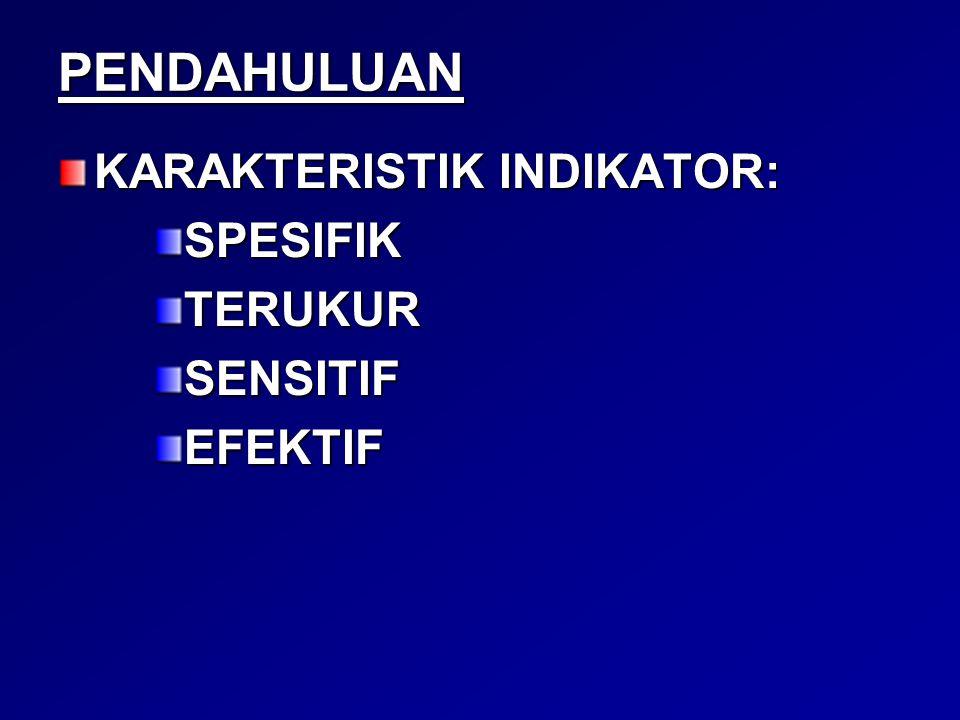 INDIKATOR PEMBANGUNAN A.INDIKATOR EKONOMI: GDP & GNP.