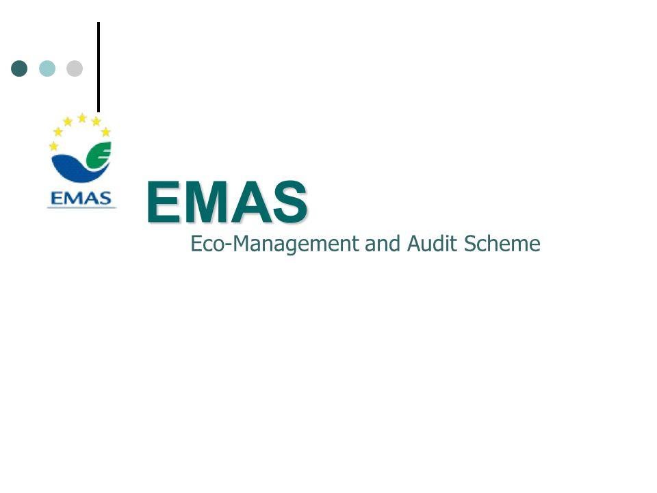 EMAS Eco-Management and Audit Scheme