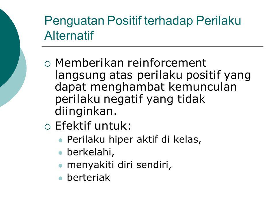 Desensitisasi Sistematis 1.Assessment (situasi apa mengakibatkan reaksi maladaptif spt apa) 2.