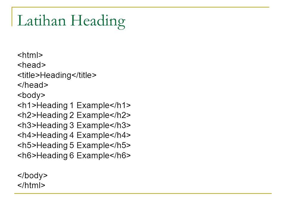 6.Perataan Paragraf Paragraf yang bisa diatur perataannya (kiri, tengah, kanan):...