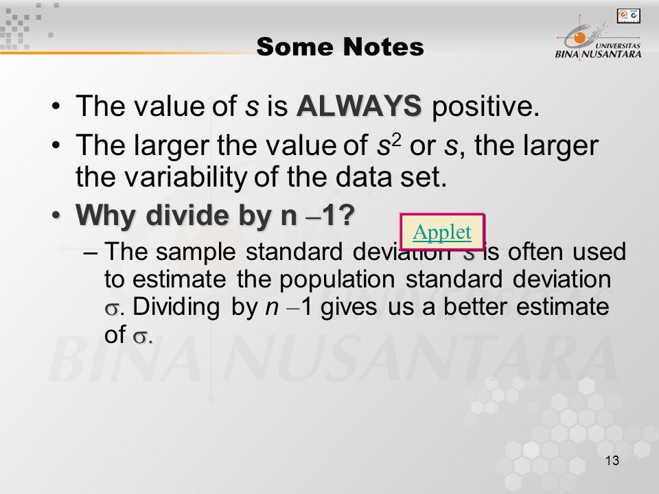 Koefisien Variasi ( KV ) Untuk melihat keseragaman data.