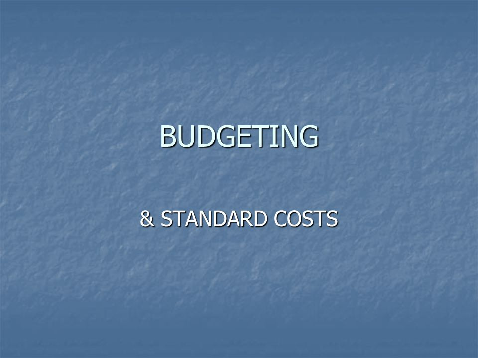 Profit Planning Setting Profit Objective Setting Profit Objective a.