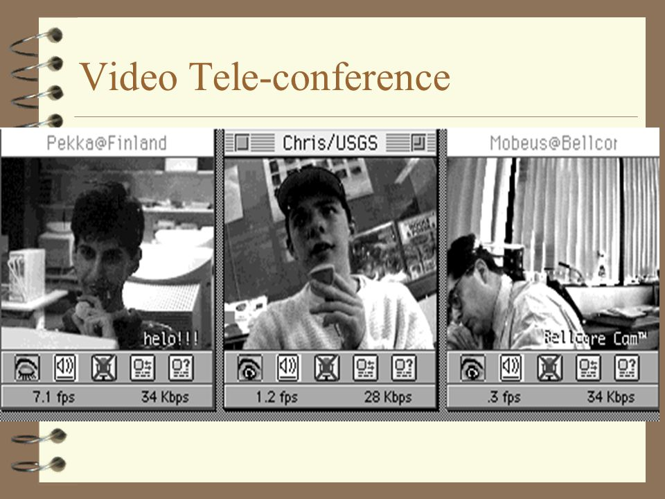 Video Tele-conference