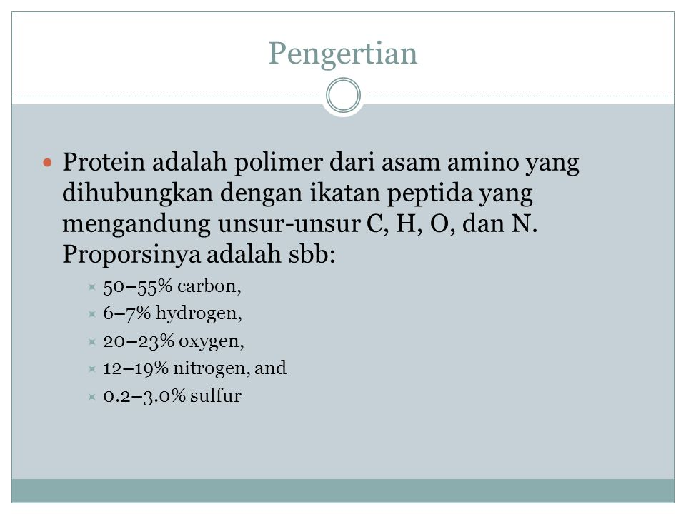 Sumber-sumber protein
