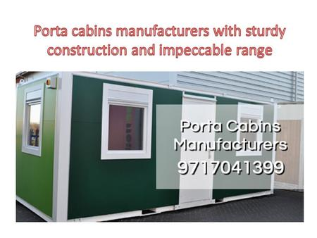 Front end-technology used in prefabricated structure building with the help of technical and expert engineers to build the best kind of shelters for suitable.