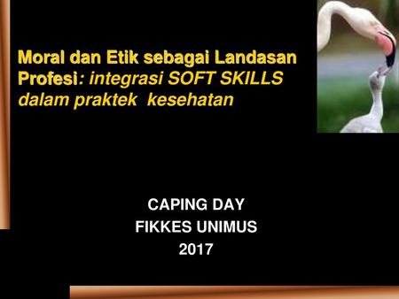 CAPING DAY FIKKES UNIMUS 2017