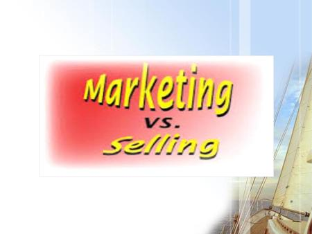Pemasaran Marketing Sales. Pemasaran Marketing Sales.