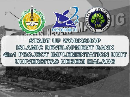 ISLAMIC DEVELOPMENT BANK 4in1 PROJECT IMPLEMENTATION UNIT