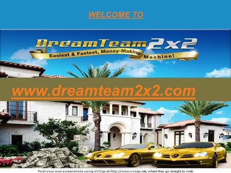 Www.dreamteam2x2.com WELCOME TO Matrix 2x2 system Edy Purnama www.dreamteam2x2.com.