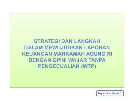 Reformasi Birokrasi Evaluasi Progress 2012 Dan Contoh Best Practices Ppt Download
