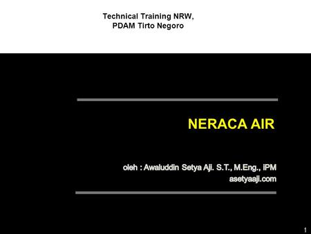 Technical Training NRW,