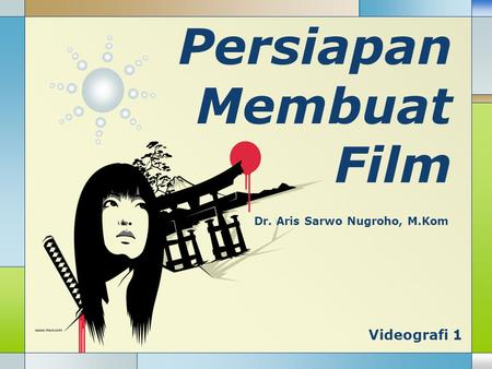Persiapan Membuat Film