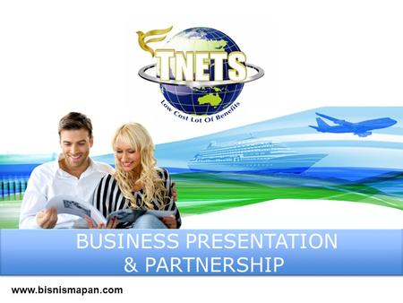 BUSINESS PRESENTATION & PARTNERSHIP www.bisnismapan.com.