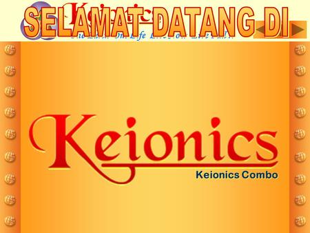 Keionics Combo One Earth One Life Live Now Live Full !!