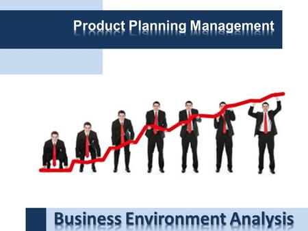 Basic Elements of the Strategic Management Process 2.