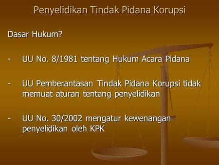 Hukum acara pidana ppt