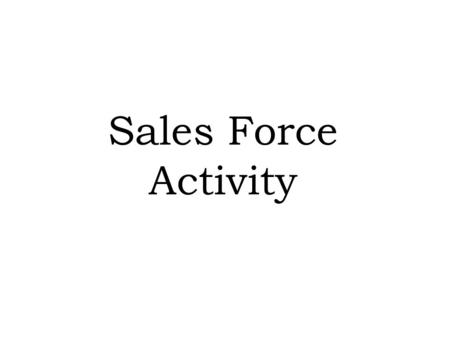 Sales Force Activity. Kalender Vanguard August 2014 MSSRKJS 32 3456789 33 10111213141516 34 17181920212223 35 24252627282930 Idul Fitri Donor Darah July.