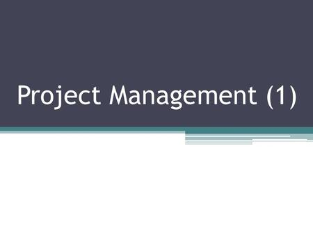 Project Management (1).