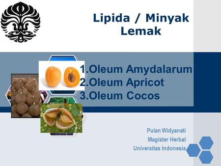 Pulan Widyanati Magister Herbal Universitas Indonesia