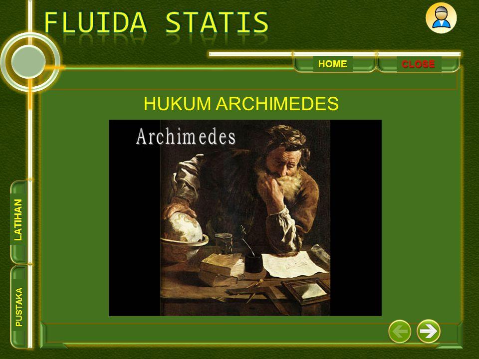 HOME PUSTAKA LATIHAN CLOSE Archimedes (287-212 Sebelum Masehi).