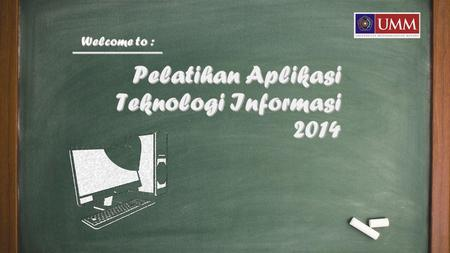 Materi PATI 2014 Internet E-mail Blog Cloud Computing Wikipedia Office E-Learning.