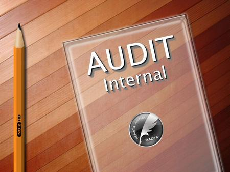 "AUDITInternalAUDITInternal. Pengendalian Internal Sistem Pengendalian Internal, menurut Committee of Sponsoring Organizations (COSO, 1998) adalah : ""…"