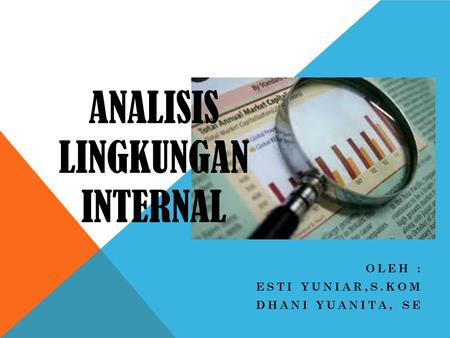 Analisis Lingkungan Internal