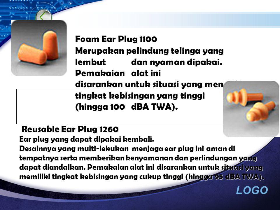 Foam Ear Plug 1100. Merupakan pelindung telinga yang. lembut