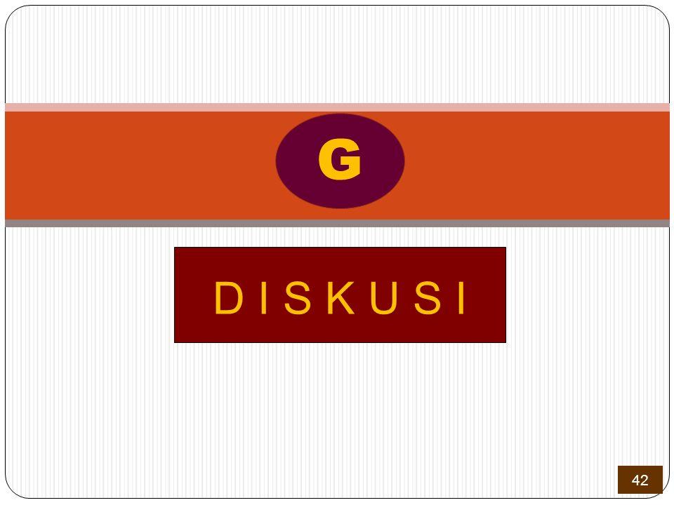 G D I S K U S I 42