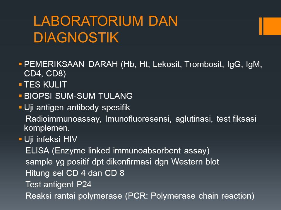 LABORATORIUM DAN DIAGNOSTIK