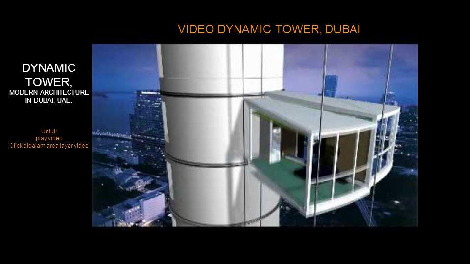 VIDEO DYNAMIC TOWER, DUBAI