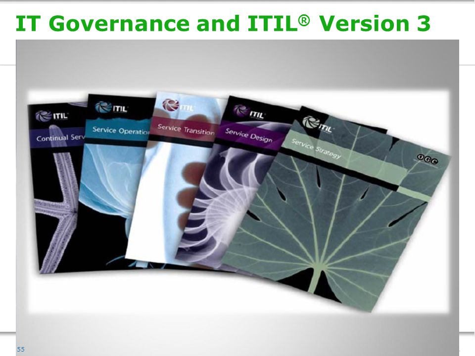 IT Governance and ITIL® Version 3