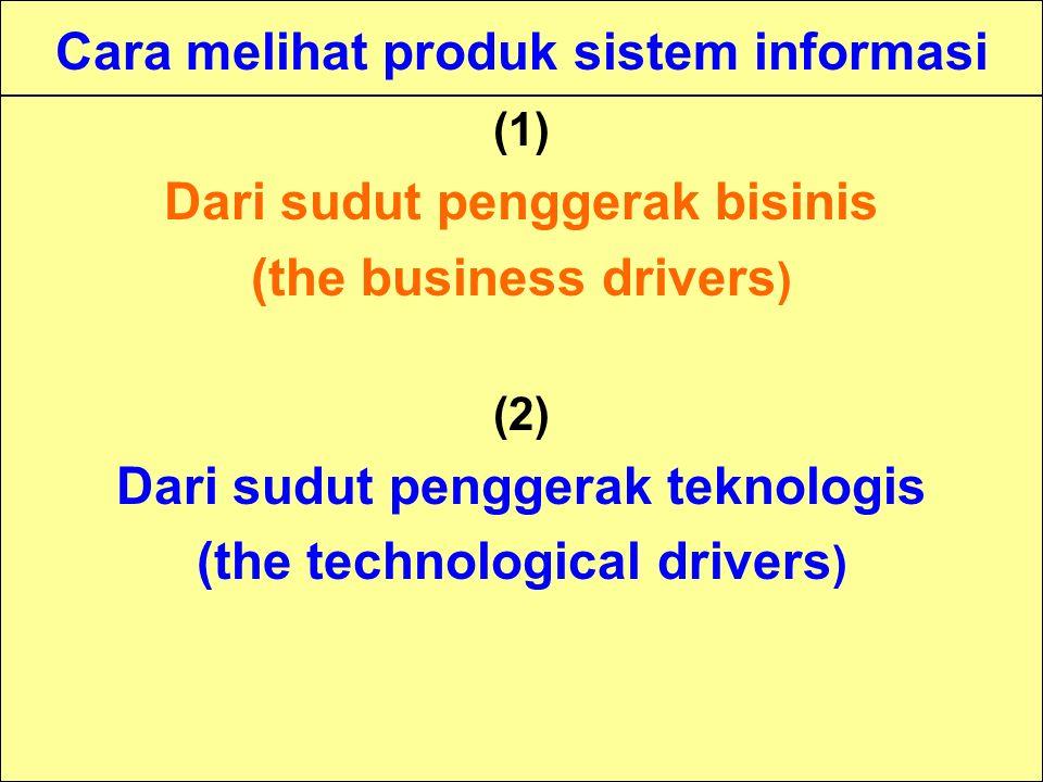 Cara melihat produk sistem informasi
