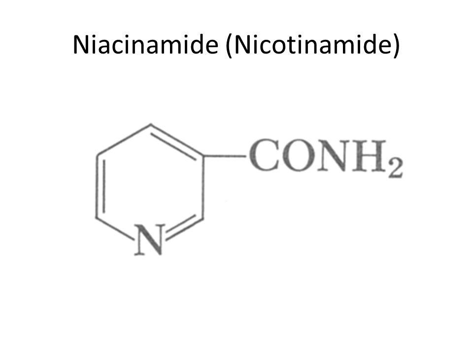 Niacinamide (Nicotinamide)