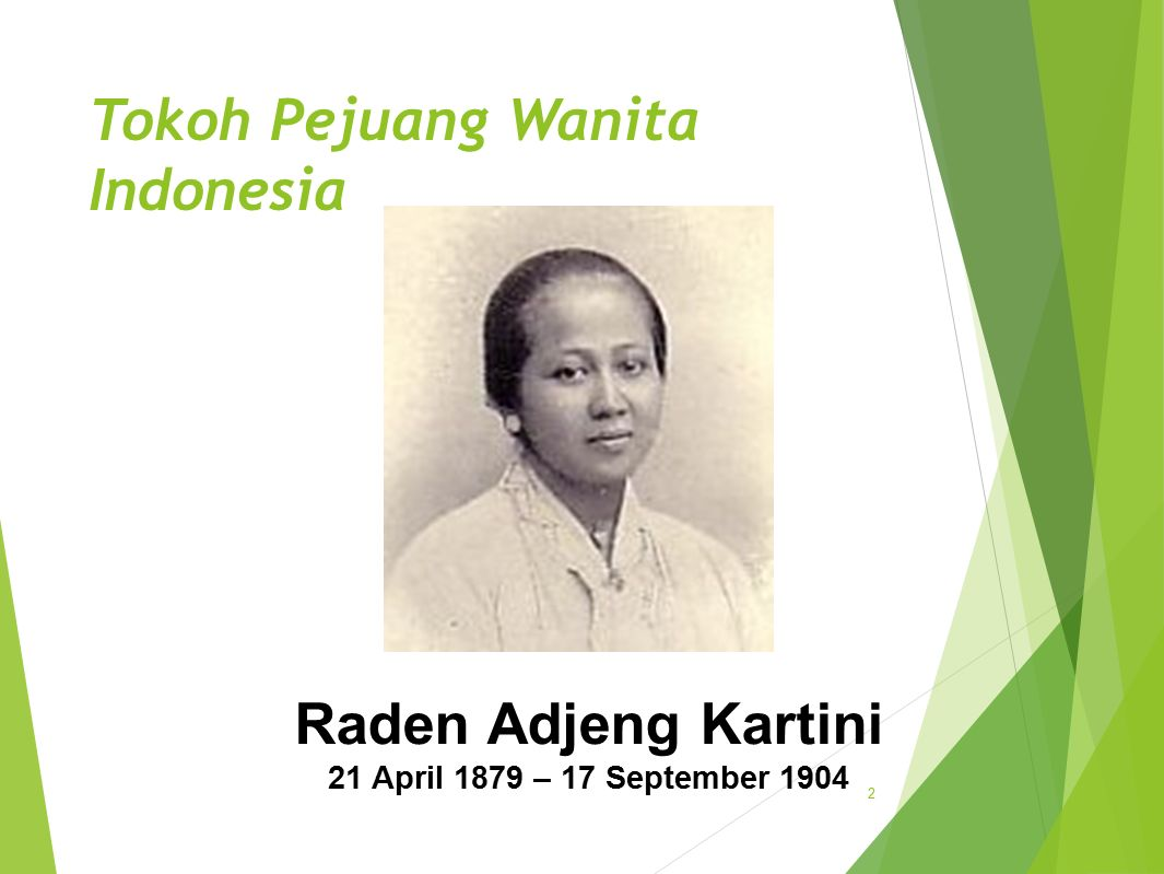 Tokoh Pejuang Wanita Indonesia