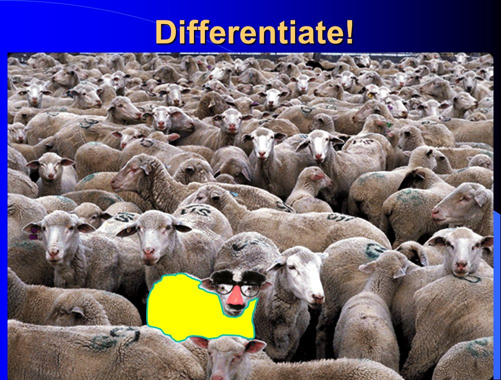 Differentiate!