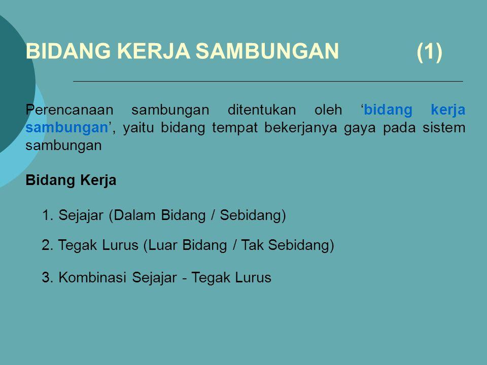 BIDANG KERJA SAMBUNGAN (1)