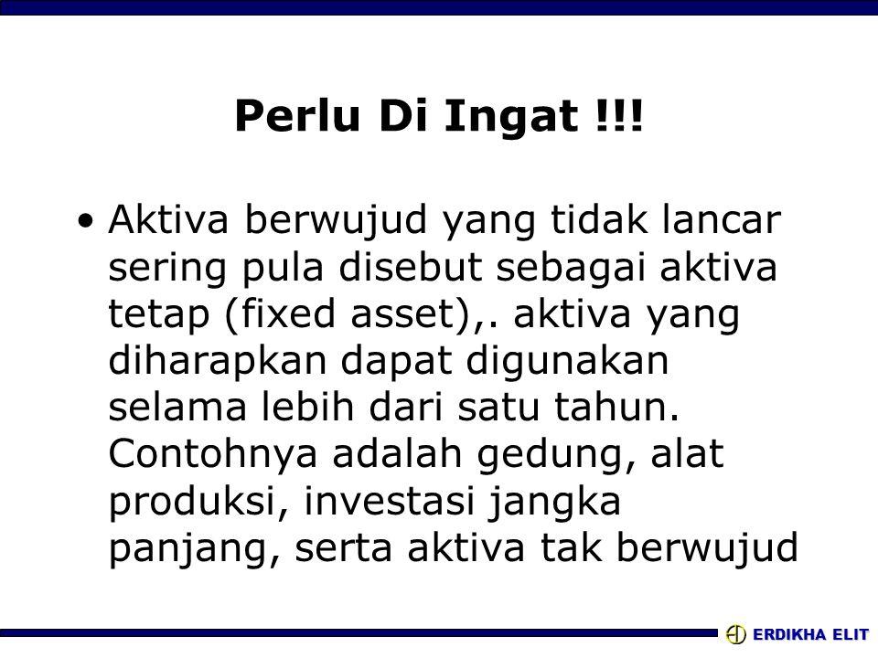Perlu Di Ingat !!!
