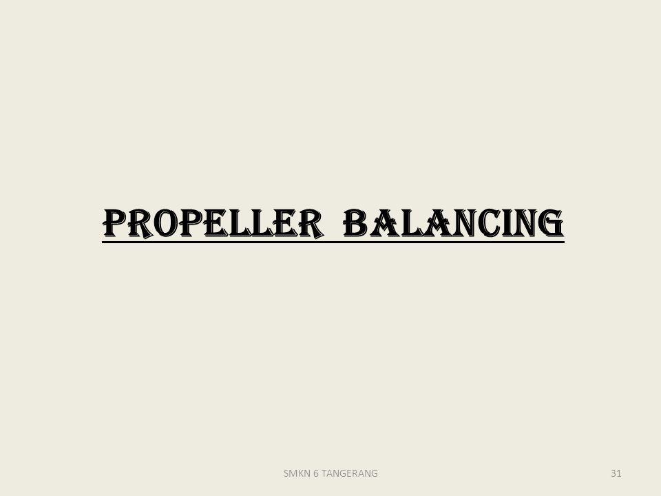 PROPELLER BALANCING SMKN 6 TANGERANG