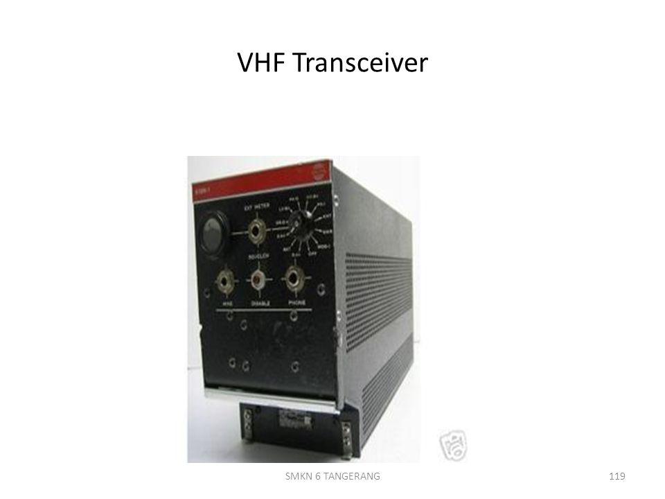 VHF Transceiver SMKN 6 TANGERANG