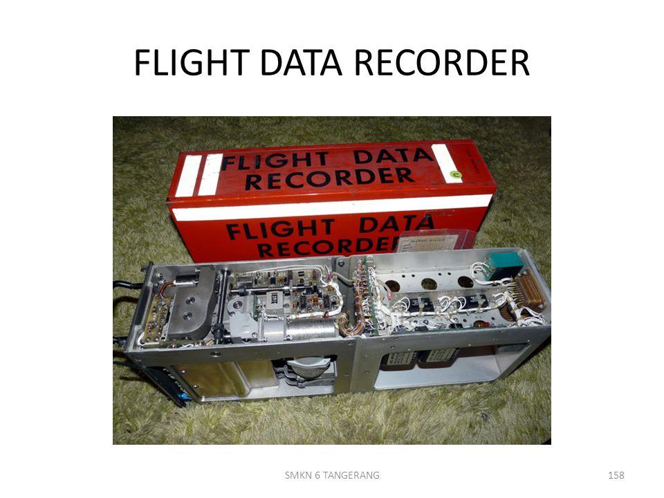 FLIGHT DATA RECORDER SMKN 6 TANGERANG