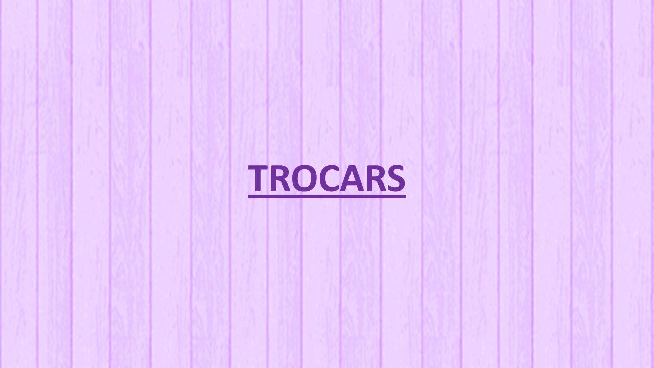 TROCARS
